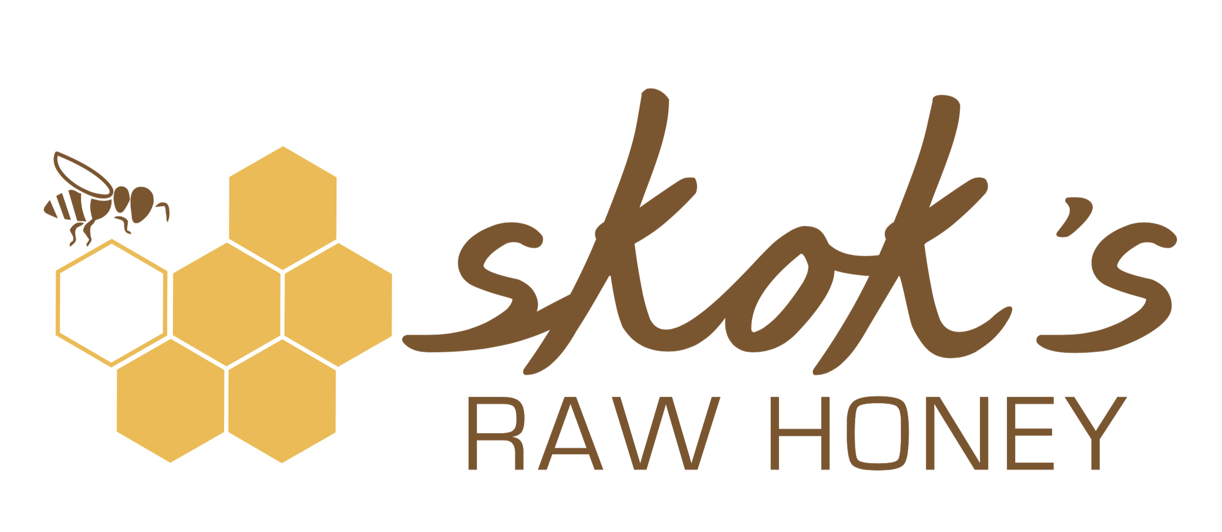 Skoks Raw Honey